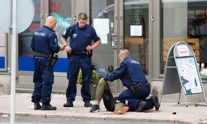 Kẻ đâm dao ở Phần Lan là 'khủng bố' gốc Morocco