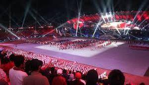 Khai mạc SEA Games 29 ở Malaysia