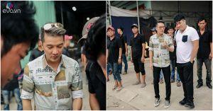 Khán giả tò mò khi thấy Đàm Vĩnh Hưng chở 9 xe tải đạo cụ ra Hà Nội