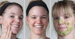 Cô nàng thử đắp 7 loại mặt nạ thiên nhiên phổ biến: có loại rất hiệu quả, có loại chẳng đem lại kết quả