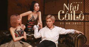 Teaser ca khúc 'Như cái lò' lý giải câu chuyện ở hit 'Ghen' của Min và Errik