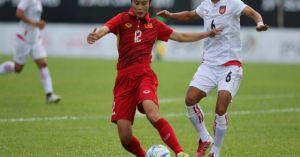 Video, kết quả bóng đá Nữ Việt Nam - Nữ Myanmar: Tăng tốc bất ngờ, bàn thắng như mơ (H1)