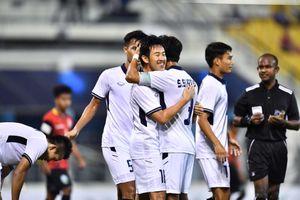 U.22 Indonesia - U.22 Timor Leste: Garuda giành chiến thắng để tranh vé với U.22 Việt Nam?