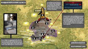 Đối mặt diệt vong, IS quyết tử thủ tại hang ổ Raqqa (ảnh – video)