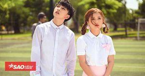 Mừng MV triệu view, Han Sara tung phiên bản mới của bài hát debut cùng 'soái ca'