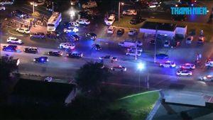 Mỹ: 3 vụ xả súng, 1 cảnh sát thiệt mạng, 6 người bị thương