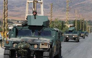 Lebanon tuyên chiến với IS, tổng lực tên lửa và pháo binh rực sáng vùng biên giới Syria