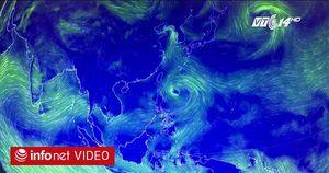 Miền Bắc nắng ráo, thời tiết biển chuyển xấu