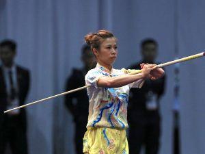 Hơn đối thủ 0,01 điểm, Hoàng Thị Phương Giang giành HCV thứ 2