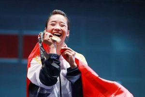 Nhật ký SEA Games 29: Malaysia 'mất điểm' vì lỗi trong in cờ