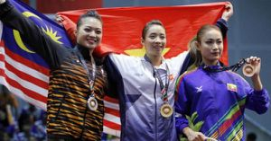 Clip nóng SEA Games 29 (21.8): Việt Nam vượt lên thứ 3 toàn đoàn