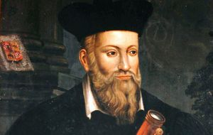 Nostradamus và tiên đoán giật mình về Chiến tranh thế giới 3