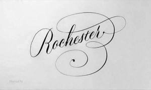 Chiêm ngưỡng tài năng viết chữ siêu đẹp của Seb Lester