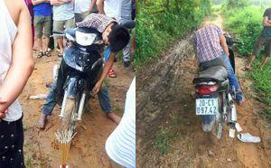 Vụ nam thanh niên chết ngồi trên xe máy: Nguyên nhân là do bị sốc khi sử dụng ma tuý