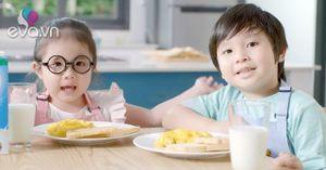 Mách nhỏ mẹo làm bữa sáng cho bé yêu học giỏi và năng động hơn!