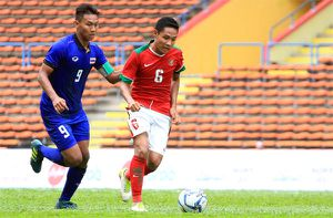 U.22 Việt Nam tập luyện cùng tuyển Karate trước thềm đại chiến với U.22 Indonesia