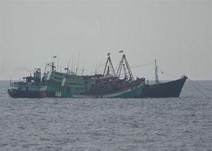 Con đường buôn lậu xăng dầu trên biển Tây Nam