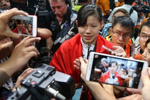 Bơi lội ra quân, VĐV Việt Nam phá kỉ lục SEA Games