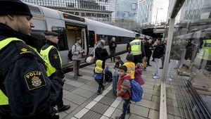 Xã hội ngầm của những người tị nạn ẩn mình ở Thụy Điển