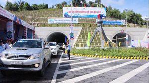 Hầm đường bộ hiện đại nhất Việt Nam đã được thông xe