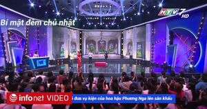 """TV Show tuần qua: Việt Hương """"bóng gió"""" đưa vụ kiên của hoa hậu Phương Nga lên sân khấu"""