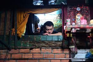 'Bí ẩn' sau hẻm phố Tây giữa Sài Gòn