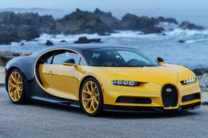 Bugatti Chiron đầu tiên đến tay đại gia Mỹ