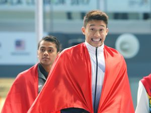 Paul Le Nguyen: Tôi sẽ cố gắng để có thêm nhiều huy chương