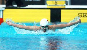 HLV giải thích lý do Ánh Viên thất bại ở 200 m bơi bướm