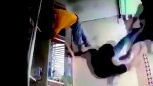 Đối đầu tên cướp có súng, người đàn ông trúng đạn