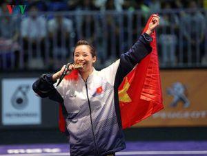 SEA Games 29: Dương Thúy Vi giành HCV thương thuật nữ