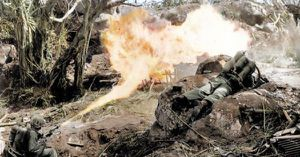 Trận đánh chiếm đảo Guam đẫm máu trong Thế chiến 2