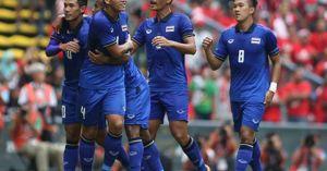 Clip: Thắng nhẹ U22 Philippines, U22 Thái Lan đánh chiếm ngôi đầu