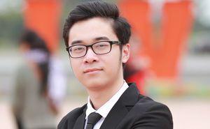Thủ khoa Đại học FPT: 'Lần đầu tiên phỏng vấn xin việc đã bị loại khỏi vòng gửi xe'