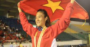 Tú Chinh ẵm HCV 100m danh giá, tiếc hùi hụi vì hụt kỷ lục SEA Games