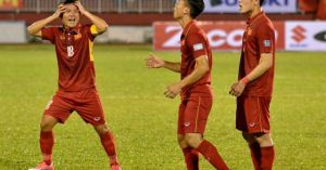 Nghi án: U22 Việt Nam bị trọng tài 'cướp' penalty ngỡ ngàng