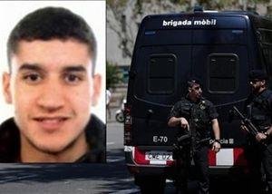 Tây Ban Nha diệt nghi phạm chính vụ lao xe khủng bố