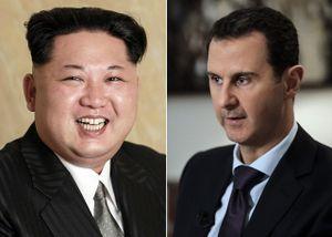 Hai kiện hàng bị chặn, Triều Tiên đang âm thầm chu cấp vũ khí cho Syria?