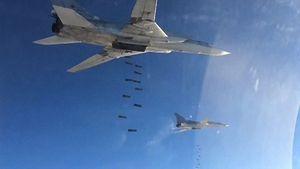 Nga đẩy mạnh không kích, tiêu diệt 800 tay súng IS tại Syria