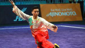 SEA Games ngày 22/8: Thua chủ nhà Malaysia 0,01 điểm, wushu chỉ có HCB