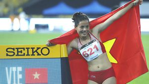 Những chia sẻ của Nguyễn Thị Huyền sau khi phá kỷ lục SEA Games