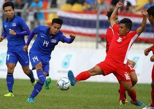 Thắng nhàn U22 Philippines, U22 Thái Lan gây sức ép lên U22 Việt Nam