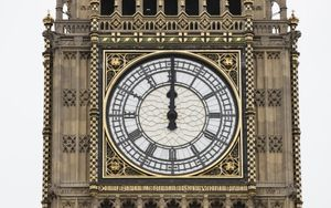 Khám phá tháp chuông Big Ben trước giờ 'đại phẫu'