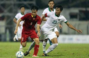 Đội trưởng U22 Indonesia thừa nhận Việt Nam quá mạnh