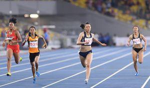 Tú Chinh nói chưa hợp biệt danh 'Nữ hoàng tốc độ'