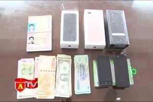 Bắt giữ đối tượng trộm cắp tài sản, quốc tịch Malaysia