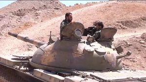 Quân đội Syria quyết tấn công xóa sổ hoàn toàn IS trong vòng vây Hama