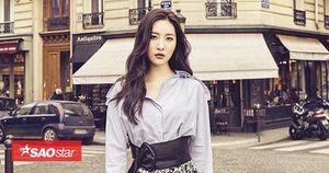 Tái xuất với MV solo, Sunmi (Wonder Girl) 'suýt ngất' trong đống quần áo chất như núi