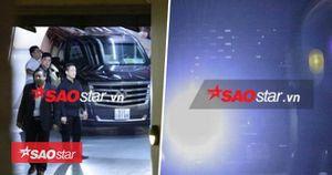 Trước giờ rời Việt Nam: Khách sạn hạ cửa, xe đưa Ariana ra sân bay chiếu đèn pha chặn ống kính phóng viên Việt