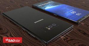 Samsung Galaxy Note 8 là smartphone đầu tiên có 2 cảm biến chống rung quang học OIS